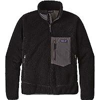 パタゴニア アウター ジャケット・ブルゾン Patagonia Men's Classic Retro-X Jacket Black / Fo 19x [並行輸入品]