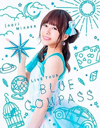 【Amazon.co.jp限定】Inori Minase LIVE TOUR BLUE COMPASS(オリジナルランチトートバッグ付) [Blu-ray]