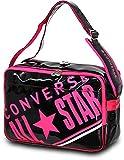 コンバース ALL STAR エナメルバッグ 通学バッグ ショルダーバッグ Lサイズ 学生バッグ スポーツバッグ コンバース オールスター/オールスター エナメルショルダー L C1612052