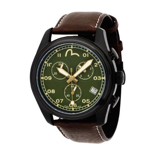 HIRO メンズ EV-7003-02 腕時計 エヴィス