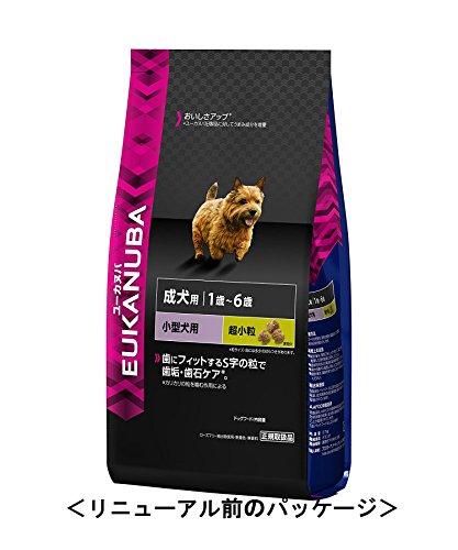ユーカヌバ 成犬用小型犬用1歳以上 2.7kg