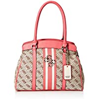GUESS womens Guess Vintage Studio Satchel