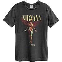 NIRVANA ニルヴァーナ - IN UTERO COLOUR/Amplified( ブランド )/Tシャツ/メンズ 【公式/オフィシャル】