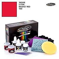 ジャガーSタイプ Color N Drive タッチアップペイントシステム 塗装剥がれ 傷用 PLUS PACK C066174PLS