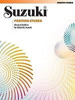 Position Etudes (Suzuki Violin School)