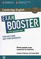 Cambridge English Exam Booster for Key and Key for Schools with Answer Key with Audio: Photocopiable Exam Resources for Teachers (Cambridge English Exam Boosters)