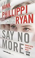 Say No More (Jane Ryland)