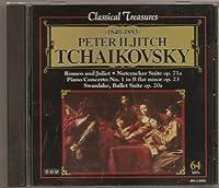 Classical Treasures: Tchaikovsky by P.I. Tchaikovsky