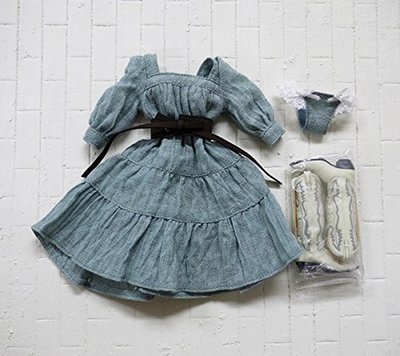 momoko ドールサイズ★アウトフィット★ momokoDOLL ヒースの妖精/The Heather Fairy