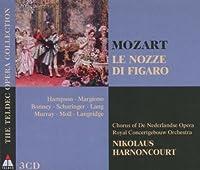 Mozart: Le Nozze De Figaro by HARNONCOURT / CGO / HAMPSON / + (2009-09-21)