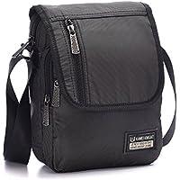 Small Messenger Cross Body Bag Shoulder Satchel for iPad Tablet Kindle Iphone6 7Plus Lanspace Single Strap Sling Pack Organizer