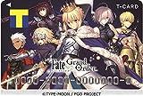 Fate Grand Order 限定 Tカード Tポイント
