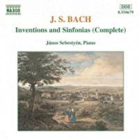 Bach: Inventions and Sinfonias (Complete) (2006-08-01)
