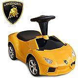 Wishtime ランボルギーニ Lamborghini LP700-4 【正規ライセンス】 子供 足こぎ 乗用カー 車 スライド ライダーオン 足けり おもちゃ
