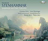 ステンハンマル:交響曲、ピアノ協奏曲集 (Stenhammar: Symphonies and Piano Concertos)