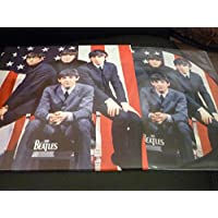 33TX1.LP. PICTURE DISC THE BEATLES.LIVE AT HOLLYWOOD BOWL.28 TITRES .FAN CLUB USA