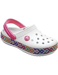 (クロックス)crocs 205171-159 キッズ ジュニア クロッグサンダル 女の子