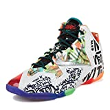 NIKE - ナイキ - LEBRON 11 PREMIUM 'WHAT THE LEBRON' - 650884-400 - SIZE 9.5 (メンズ)
