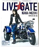 【外付け特典あり】 NANA MIZUKI LIVE GATE [Blu-ray] (初回仕様:SPECIAL BOX&デジパック)(A3クリアポスタ...