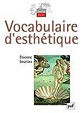 Vocabulaire d'esthétique (3e édition)