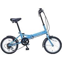 My Pallas(マイパラス) 折りたたみ自転車 16インチ 6段変速 M-102