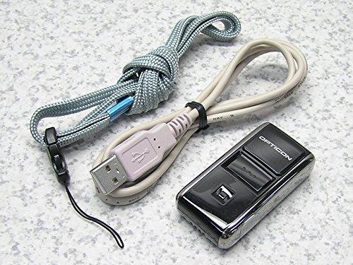 オプトエレクトロニクス 《OPN-2002n-BLK》OPN-2002n-BLK Bluetooth搭載バーコードデータコレクタ(USBケー...