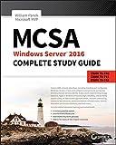 MCSA Windows Server 2016 Complete Study Guide: Exam 70-740, Exam 70-741, Exam 70-742, and Exam 70-743 画像