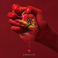 VORACITY♪MYTH & ROIDのCDジャケット