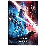 【予約商品】 STAR WARS スターウォーズ (映画公開記念「スカイウォーカーの夜明け」) - Rise Of Skywalker (Saga) / ポスター 【公式/オフィシャル】