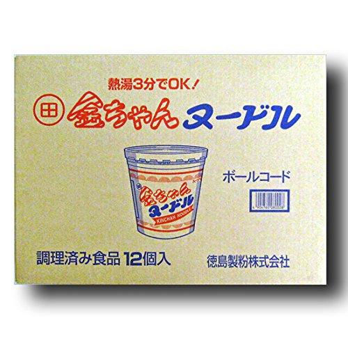 徳島製粉 金ちゃんヌードル 85g×12ケ(箱入)