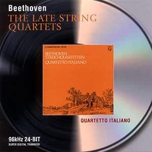Late String Quartet