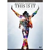 マイケル・ジャクソン THIS IS IT コレクターズ・エディション ( 1枚組 ) PPL-69320 [DVD]