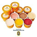 ジェラート専門店 マリオジェラテリア 【フルーツジェラートセット 12個入】 110ml 6種 アイスクリーム ギフト セット