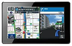 ユピテル 7インチ ポータブルカーナビ YPF7530 フルセグ オービス情報/マップル旅行ガイドブック130冊分収録 2017年最新地図データ収録 ロードサービス1年無料