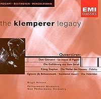 The Klemperer Legacy - Mozart/Beethoven/Mendelssohn: Overtures