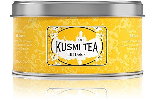 (KUSMI TEA) クスミティー BB デトックス 125g缶 [正規輸入品]
