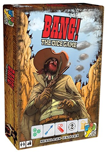 バン! ダイスゲーム (Bang! The Dice Game)