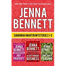 Savannah Martin Mysteries Box Set 1-3: A Cutthroat Business, Hot Property, Contract Pending (Savannah Martin Mysteries Boxset Book 1)