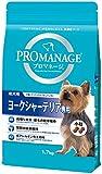 プロマネージ (PROMANAGE) 成犬用 ヨークシャーテリア専用 1.7kg