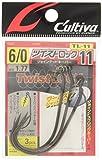 オーナー(OWNER) TL-11 ツイストロックジョインテッドキーパー 5/0 11609