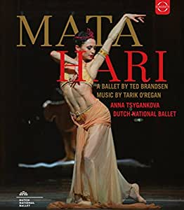 Mata Hari: A Ballet By Ted Brandsen [Blu-ray] [Import]