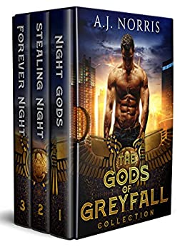 The Gods of Greyfall Collection by [Norris, A.J.]