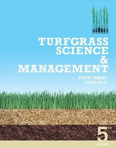 Turfgrass Science & Management