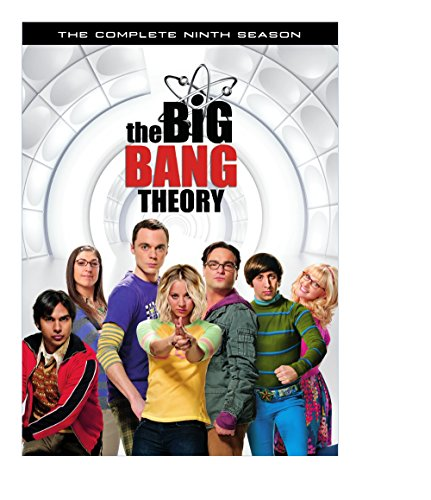 Big Bang Theory: The Complete Ninth Season [DVD] [Import]