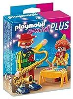 PLAYMOBIL Musical Clowns Set [並行輸入品]