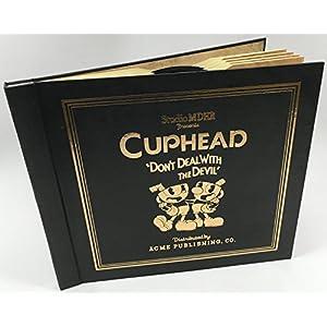 CUPHEAD (SOUNDTRACK) [4LP] [12 inch Analog]