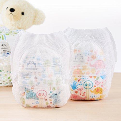 『[Amazonブランド]Mama Bear ふわふわベビーパンツ ビッグ(12-17kg) 48枚×3パック』の3枚目の画像