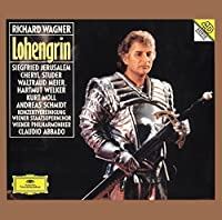 Richard Wagner Lohengrin by Richard Wagner (2001-12-21)