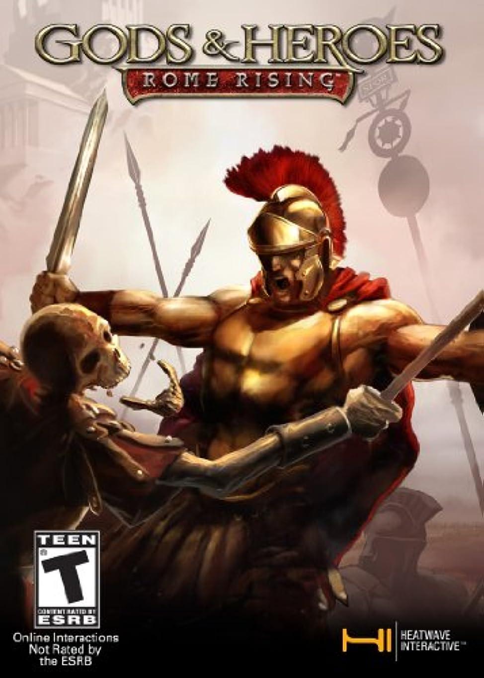 相対的重荷寝るGods & Heroes: Rome Rising (輸入版)