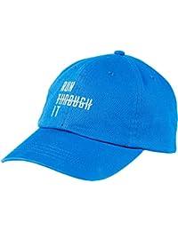 リーボック アクセサリー 帽子 Reebok Women's Embroidered Graphic Hat VitalBlue [並行輸入品]